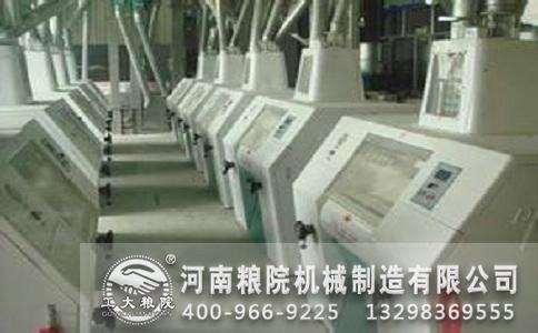 河南商丘100吨玉米加工设备